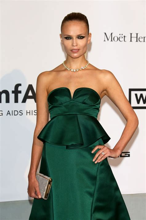 Natasha Poly - amfAR's 21st Cinema Against AIDS Gala in ...