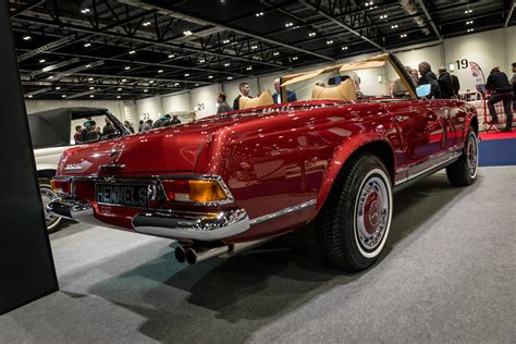 We recommend that you always check. 1968 Mercedes-Benz 280 SL Pagoda in Autumn Fire by Hemmels For Sale | Car And Classic