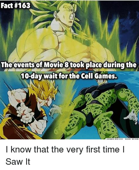 Perfect Cell Meme - 25 best memes about the cell games the cell games memes