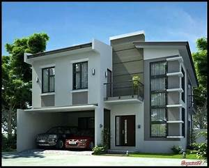 Simple Modern House Large Size Of Living House Designs