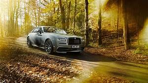 Full HD Wallpaper Rolls Royce Coupe Autumn Luxury Desktop