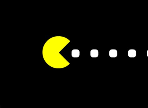 pac man gif find share  giphy