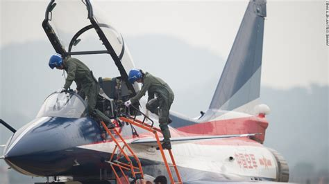Chinese Fighter Jets Conduct Unsafe Maneuver Near Us