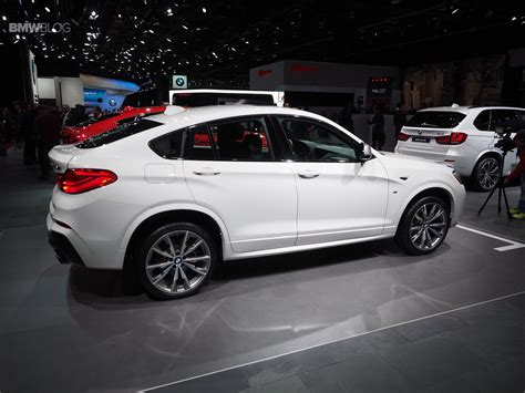Bmw Detroit by Bmw X4 Detroit Auto Show