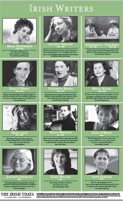 irish writers poster spot  difference