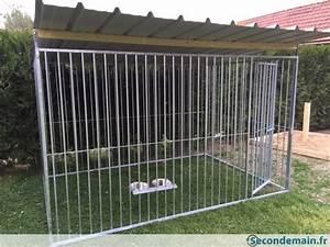 Chenil Extérieur Pour Chien : chenil enclos cage niche pour chien chiot neuf grand destock a vendre ~ Melissatoandfro.com Idées de Décoration