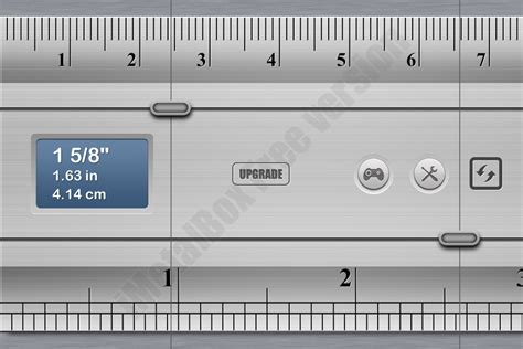 ruler for iphone 5 free ruler apps for iphone to measure length height width