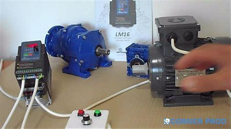 Intrerupator Motor Electric Monofazat by Reglare Turatiei Vitezei Motorului Electric Din Invertor