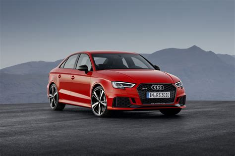 Best Small Sedan 2016 by 2017 Audi Rs3 Sedan Finally Revealed And It S The Best