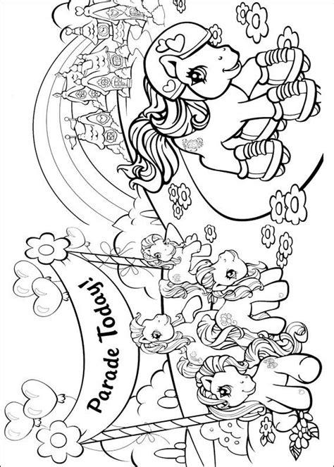 Kleurplaat Zeemeermin Eenhoorn by N 70 Coloring Pages Of My Pony