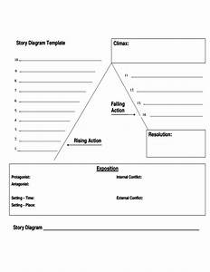 Story Diagram Template Free Download