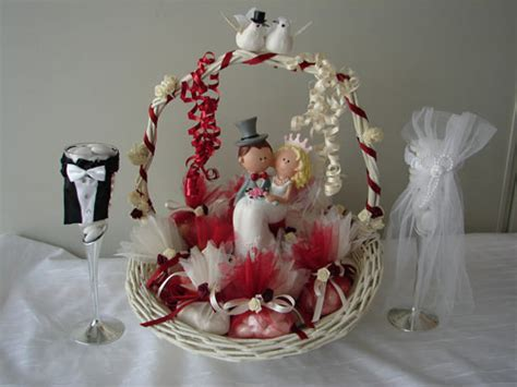 decoration corbeille mariage le mariage