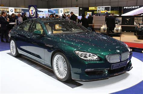 2015 Bmw Alpina B6 Xdrive Gran Coupe Revealed