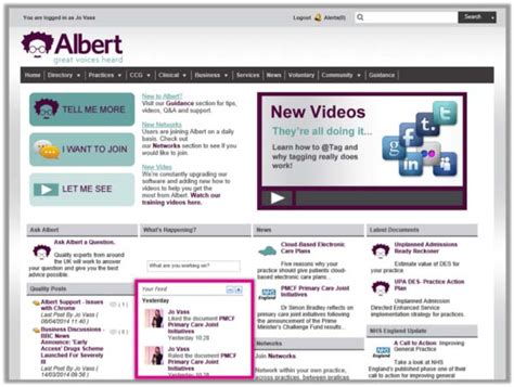 best homepage design 10 exles of bringing social onto the intranet homepage