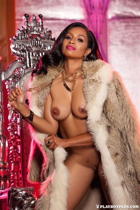 Karlie Redd Naked Ebony Queen