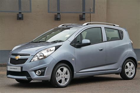 In4ride Chevrolet Spark Now Made In Mzansi
