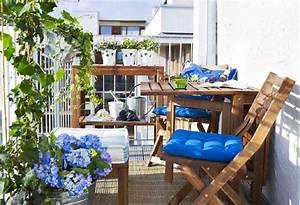 Aménagement Terrasse Appartement : decoration balcon terrasse appartement ~ Melissatoandfro.com Idées de Décoration