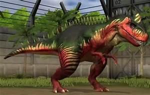 Giganotosaurus/JW: TG | Jurassic Park wiki | FANDOM ...