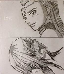 Fairy Tail:Lucy and Aquarius by PINB242 on DeviantArt