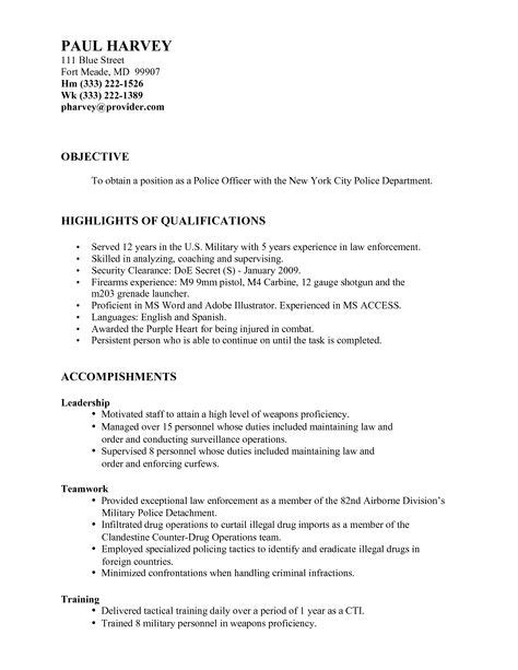 Resume Exles For Enforcement by 15 Enforcement Resume Objectives Technology