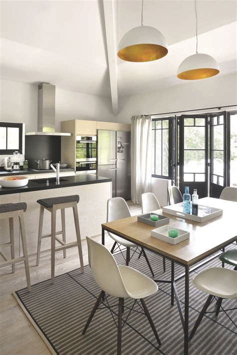 id馥 peinture salon cuisine ouverte les 25 meilleures idées de la catégorie cuisine salle à manger sur 10 idées pour sublimer un appart en location cocon de décoration la deco