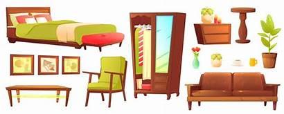 Sofa Cartoon Bedroom Furniture Table Shelf Wooden