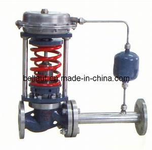 China Self Regulating Pressure Control Valve