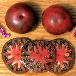 TOMATO BLACK FROM TULA | Heirloom Tomato Seeds