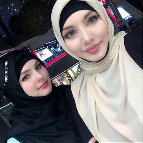 muslim girls  chechnya gag