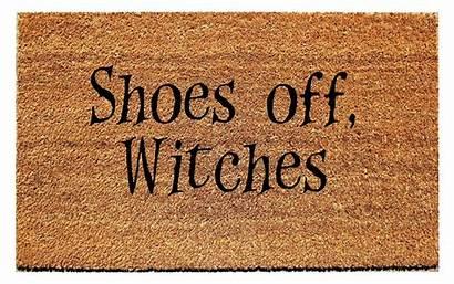 Doormat Witches Door Mat