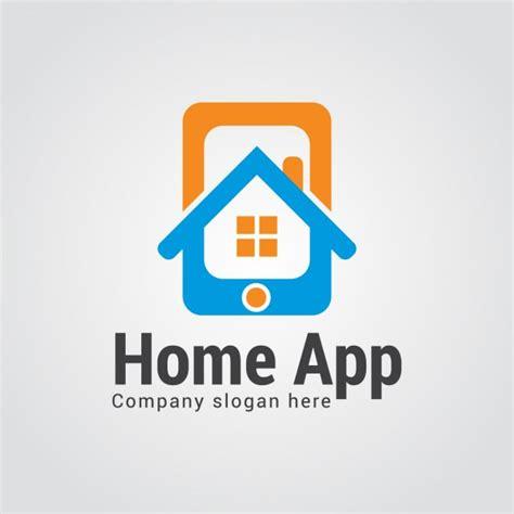 logo casa casa app logo descargar vectores gratis