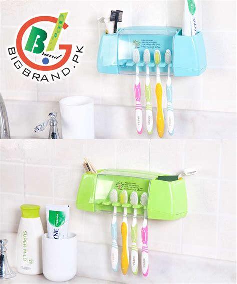 multifunctional bathroom storage shelves  toothbrush holder