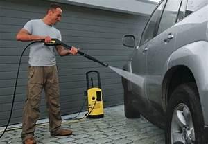 Расход моющего средство для автомоек высокого давления