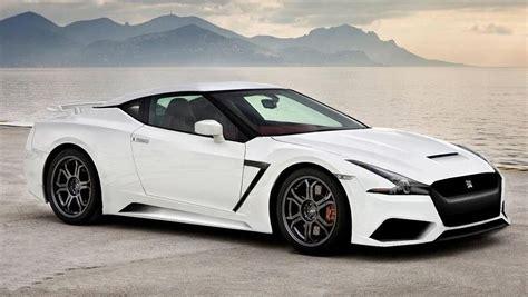 nissan gtr   future racing car auto otaku