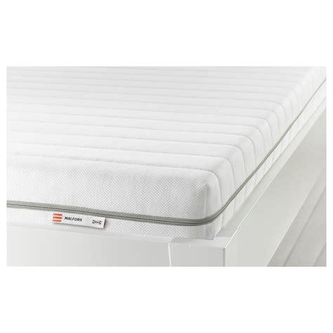 mattress topper malfors foam mattress firm white 90x200 cm ikea Ikea