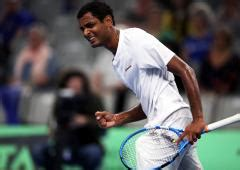 The Sports Tennis News page