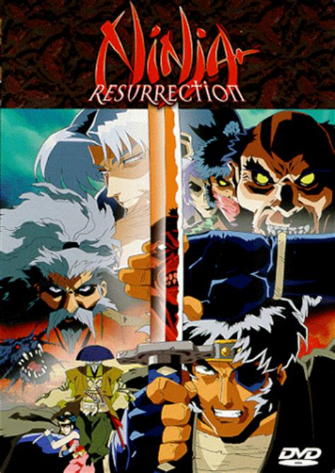 anime film streaming regarder anime ninja resurrection en streaming vf