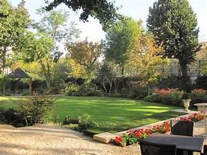 jardin particulier avec les meilleures collections d39images With photo de jardin de particulier