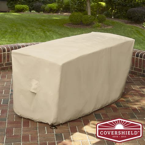 covershield bistro cover basic outdoor living patio