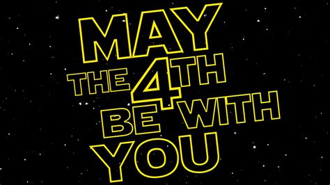 Celebrate may the 4th with a bounty of deals on star wars video games and virtual reality titles. May The 4th Be With You 2016 - MineDisney (5/5) - YouTube