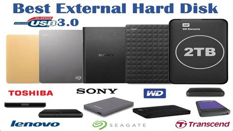 10 Best 2tb External Hard Disk Drive 2018  Top 10 2tb