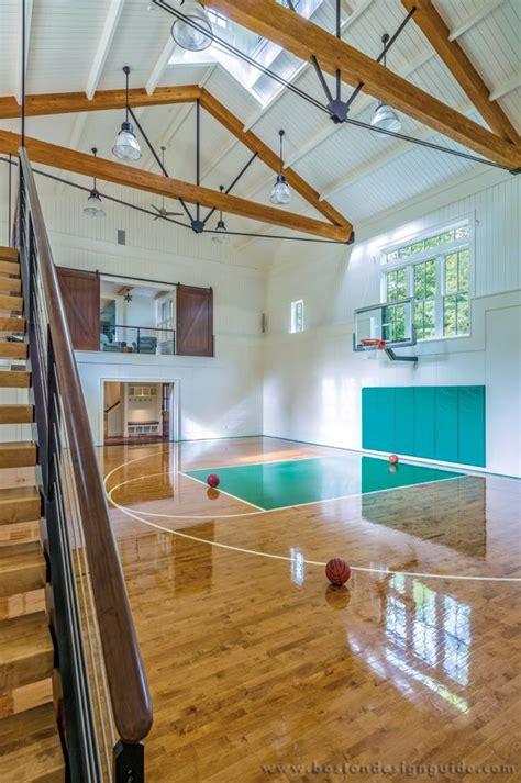 barn   personal indoor basketball court mga marcus