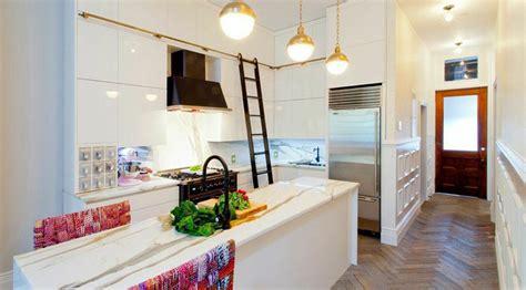 genevieve gorder kitchen designs genevieve gorder s fabulous new kitchen features an ilve 3746