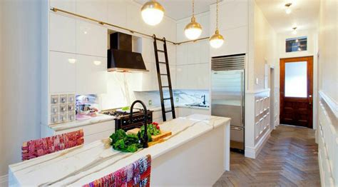 Genevieve Gorder's Fabulous New Kitchen Features An Ilve