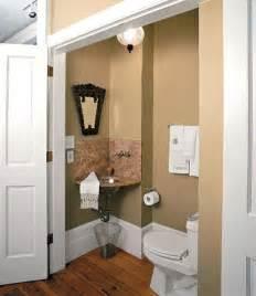 look closet turned into small bathroom powder hair