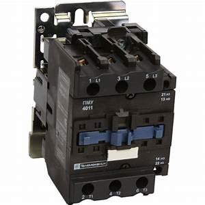 Contactor Pmu6511m 65a 220vac 50hz