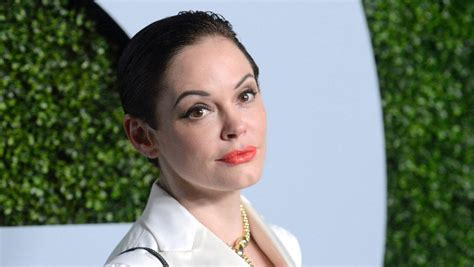 Actress Rose McGowan suspended from Twitter after Harvey ...