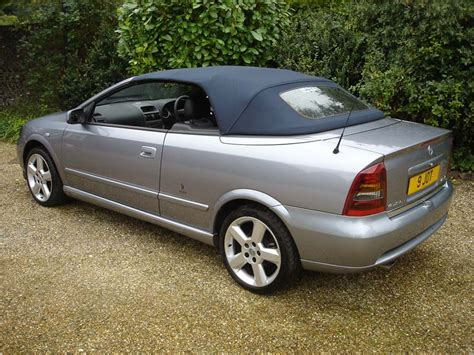 Vauxhall Astra Bertone Exclusive Convertible For Sale