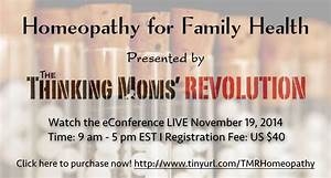 Homeopathy For Family Health eConference 2014 - The ...