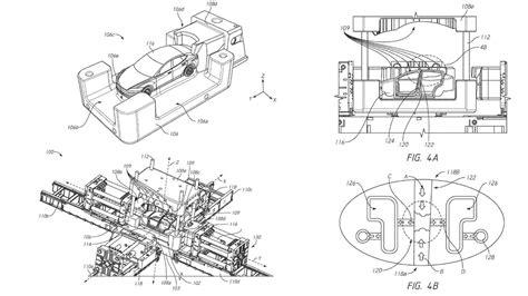 tesla  patent crazy  huge casting machine  model